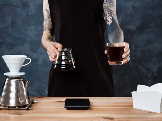 Brewing Coffee Tips